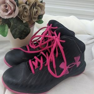 Under Armour Girls Sneakers